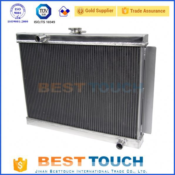 Customized water cooling auto radiator for toyota mr2 sw20