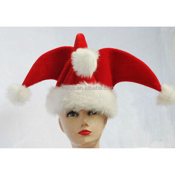 82a6449658 Party Carnival Funny Christmas Jester Crazy Hats For Kids Mh-1851 ...