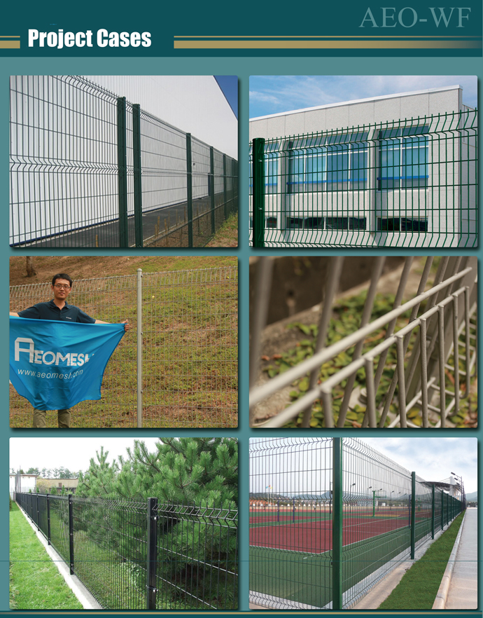 Australia Standard prefabricated Galvanized garden edge wrought iron fence