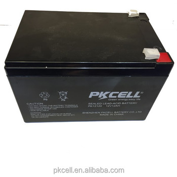 china factory price maintenance free sealed lead acid battery 12v