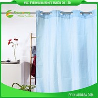 High Quality Hotel Shower Curtain With Liner