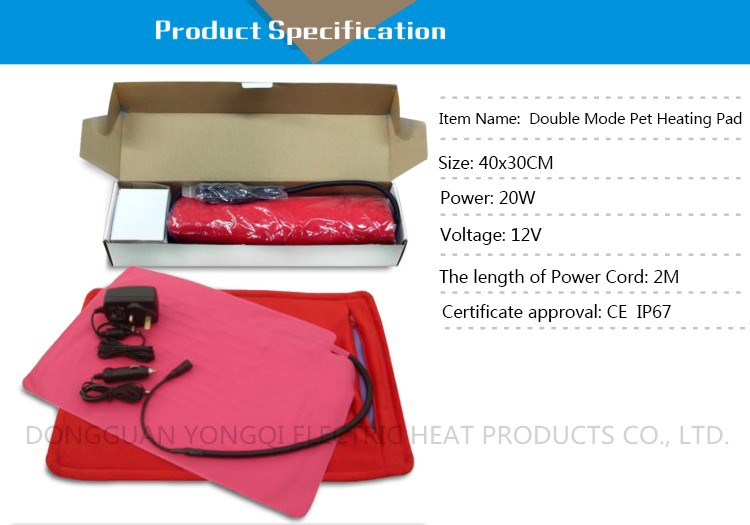 12v Safe Heated Pet Pad Buy Heated Pet Pad 12v Heated