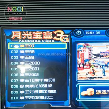 Alibaba Best Seller Venta 80 S Todo En Un Gabinete Arcade Lucha