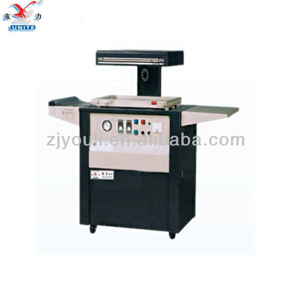 Skin protection packaging machine