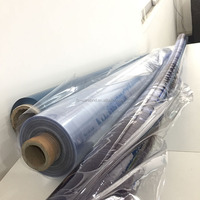 Chinese suppliers Super high quality custom design printed normal clear pvc film