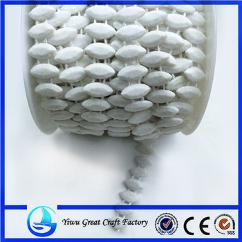 Ps Plastic Bead Wire Bead Curtain Electroplating Electroplating ...