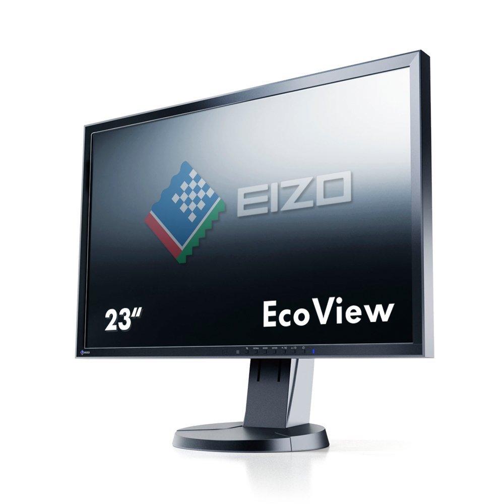 """Eizo Nanao FlexScan EV2336W 23"""" LED LCD Monitor - 16:9 - 6 ms EV2336WFS-BK"""