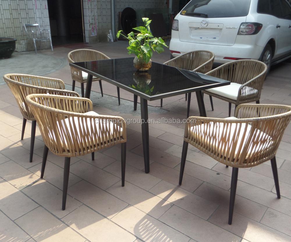 Rodolfo Dordoni Replica Dining Arm Chair For Outdoor