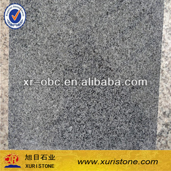 Xuri China Impala Black grey Tiles,G654