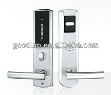 Goodum gate designs electronic card lock system in alibaba , China manufacturer