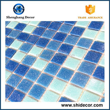 Decorative swimming pool mosaic tiles hot sale mosaic tile picture