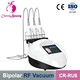 Professional rf vacuum therapy & bipolar rf viora reaction machine with 3 heads for eyes&face&body