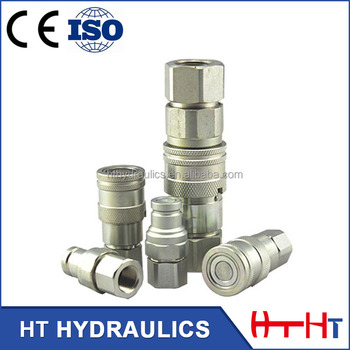 Customized Hydraulic Quick Release Couplers