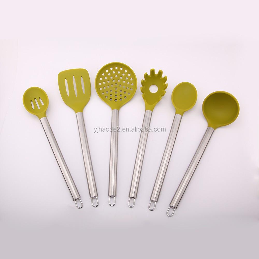 Silicone Cooking Utensils - Premium Quality Kitchen Utensil Set ...