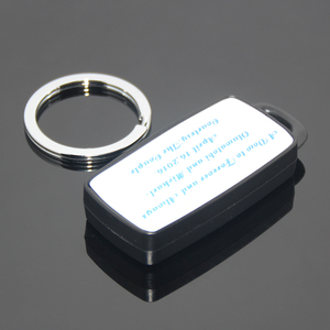 High Quality Anti-Lost Finder Sensor Alarm Sonic Keyring Beeping Safely Security Wedding Souvenirs Custom Key Finder