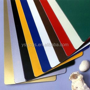 PVDF Coating ACM Aluminum Composite Panel for curtain wall decoration