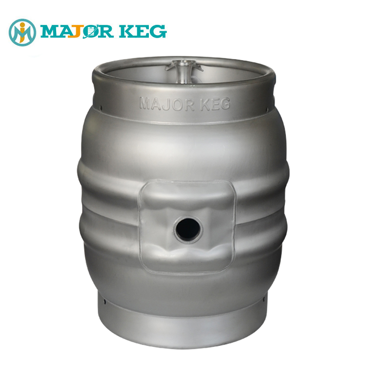 Wholesale 15.5 gallon 9 gallon sizes stainless steel beer keg