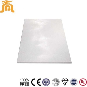 100% Asbestos Free Excellent Fireproof Rate Low Density Fiber Cement board Ceiling Board