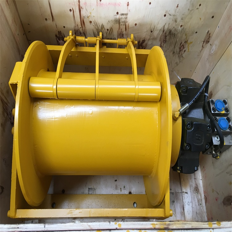 Jining YS brand hydraulic towing winch for sale .jpg