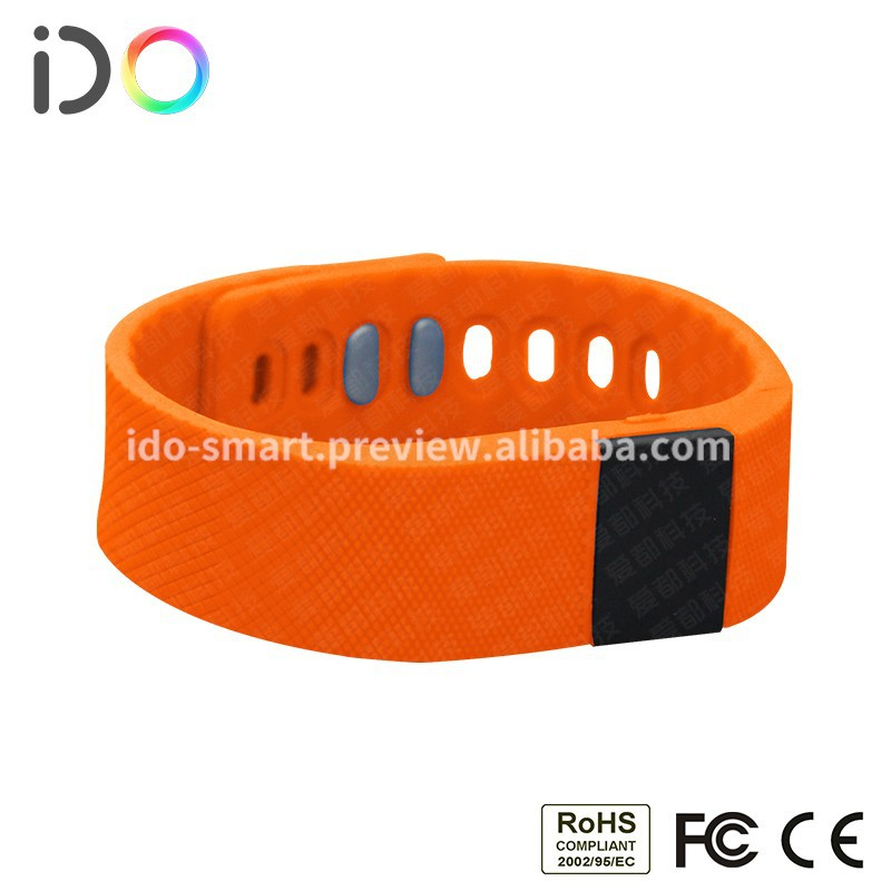 China new innovative product like fitbit band DO waterproof bluetooth wristband pedometer