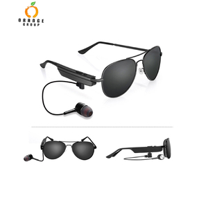 New fashion high quality polarized bluetooth sunglasses classic design smart sunglasses