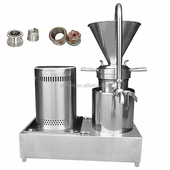 Hot Sale Steel Wet type Colloid Jam Manufacturing Grinder