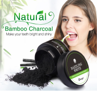 2019 best selling products OEM Service Black Color Teeth Whitening Powder Charcoal Powder