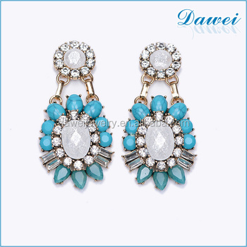 New 2016 Latest Gold Earring Designs Fashion Styles Hot S