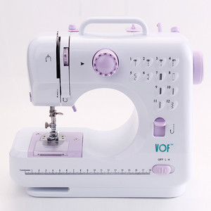 FHSM-505 home used zigzag overlock mini sewing machine industrial