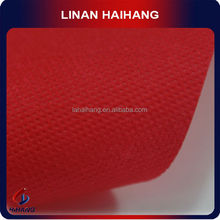 China manufacturer OEM high quality colorful PP spunbond hydrophobic nonwoven fabric