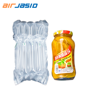 canned fruit air column bag express packaging protection Buffer Bubble bag inflatable cushion bag Wholesale