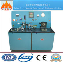 .high accurate 380v/50hz or 220v/50hz JD-HP hydraulic pump test bench with Standard wooden packing for exporting