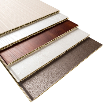 Easy Install Standard PVC Wall Panel for Interior Decorative
