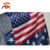Custom Marking Fans National American Flag Cloak
