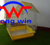 Folding new design big dog cage with tray