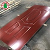 veneer melamine faced HDF moulded door skin
