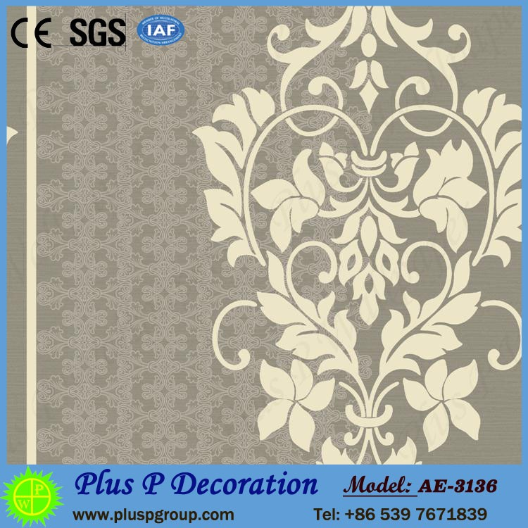 btl pvc heat sensitive wallpaper gm klang for hotel decor