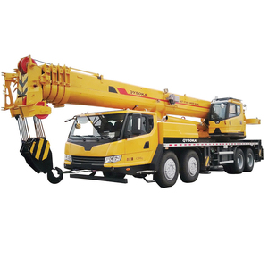 China top1 brand QY50KA 50 ton hyaulic truck crane price for sale