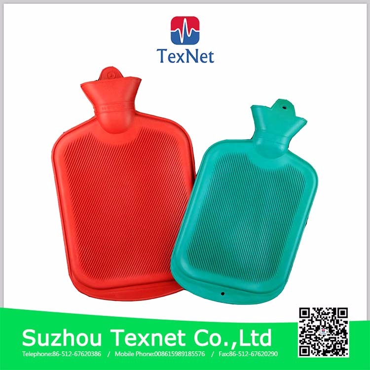 Texnet Rubber Hot Water Bag 0.5L-2.5L