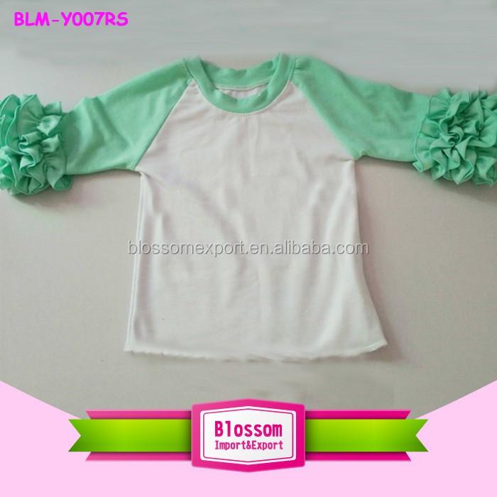 Wholesale baby girl blank raglan t shirts pattern for Wholesale children s t shirts