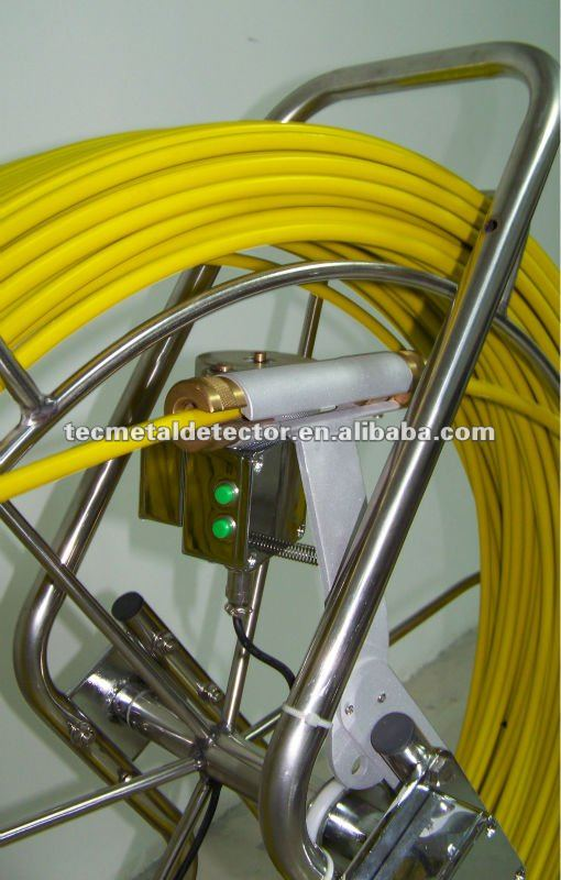 With Dvr And Keyboard Sewer Pipe Inspection Video Mini