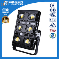 500W high efficacy led flood light ENEC,CSA,SAA approved
