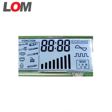 Hoge kwaliteit custom <span class=keywords><strong>tn</strong></span> segment 30 pin <span class=keywords><strong>lcd</strong></span>, oem segment display custom