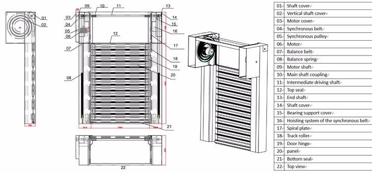 Aluminum Roll Up Garage Door Buy Roll Up Garage Door