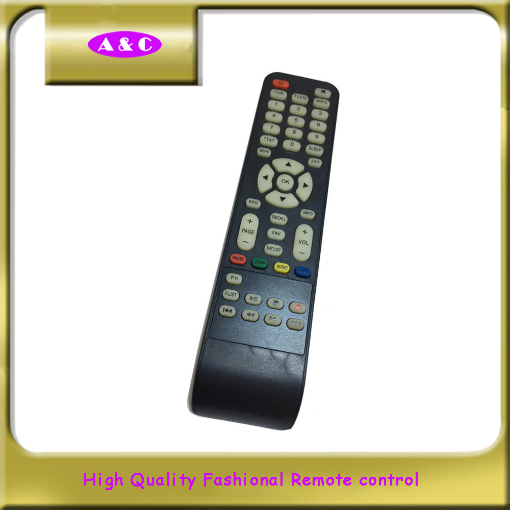 2017 hot style touchpad remote control for android tv box x96