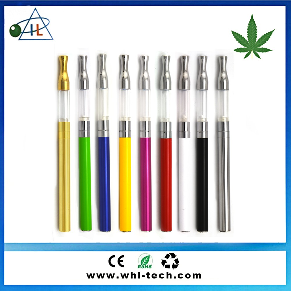 2016 new arrival cbd oil pen with 510 thread wholesale electronic vaporizer vape pen buttonless dry herb vaporizer e-cigarette