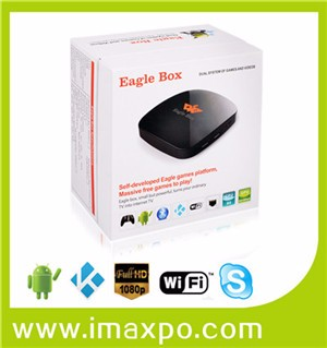 Factory Directly android tv box dual tuner With Professional Technical Support