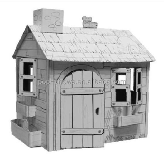 3d Cardboard Castle, 3d Cardboard Castle Suppliers and ...