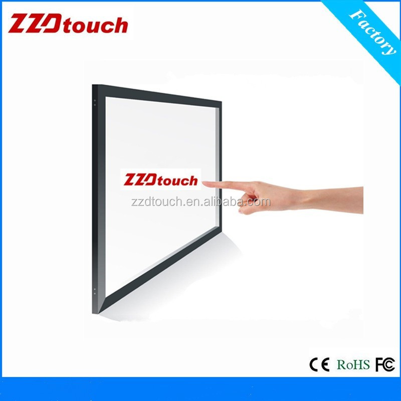 Best quality super slim ir touch frame for vending machine touch screen on hot sale