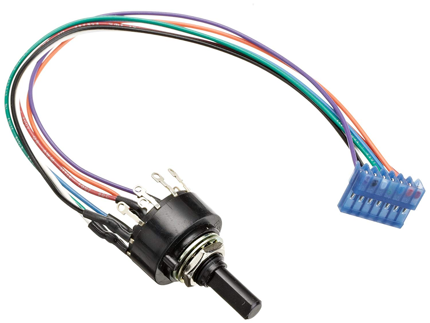 Zodiac 1-9-144 6 Position Rotary Switch Replacement